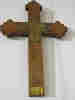 Cross made from the original cross on Douglas's gravee in France